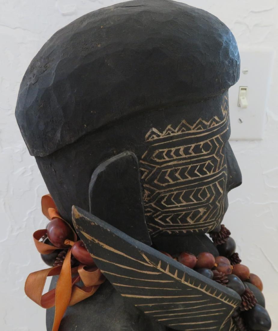 Solomon Islands Carving - 8