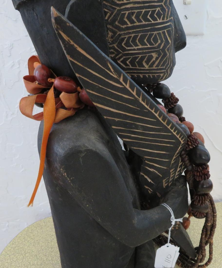Solomon Islands Carving - 9