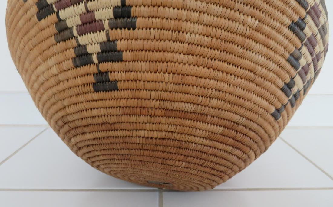 Large Zulu Basket - 10