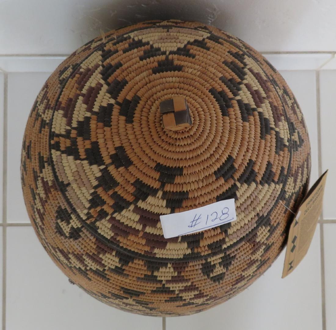 Large Zulu Basket - 2