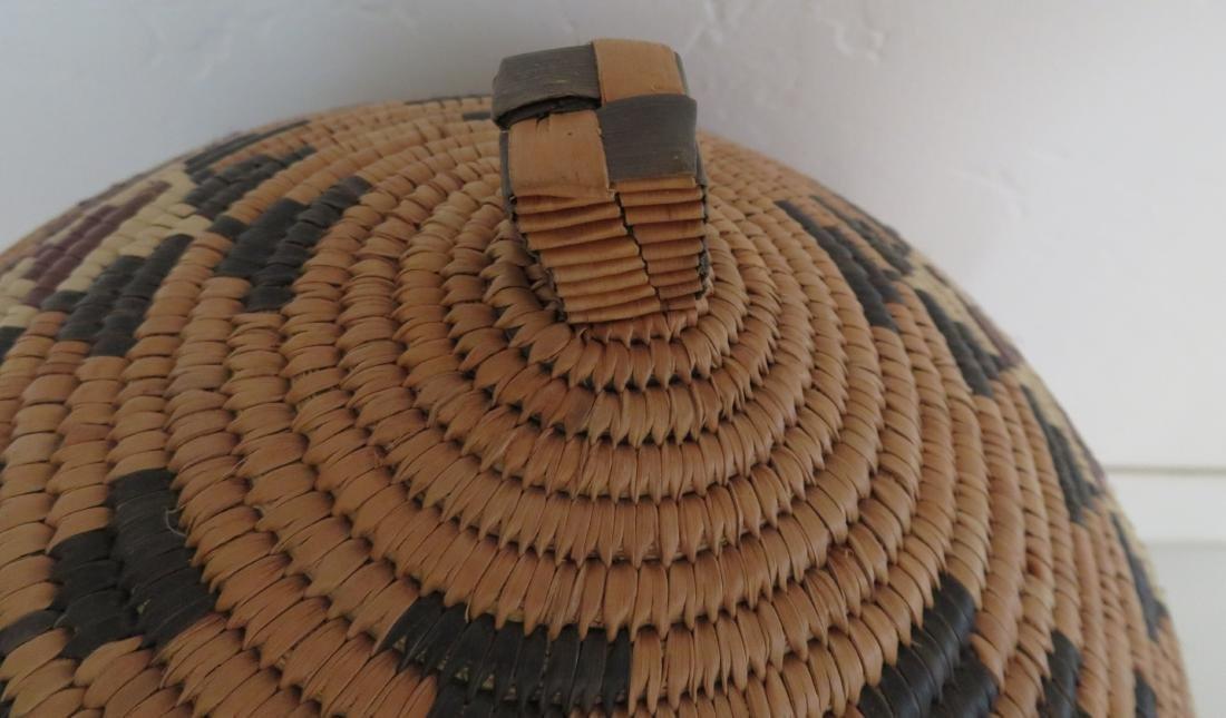 Large Zulu Basket - 3