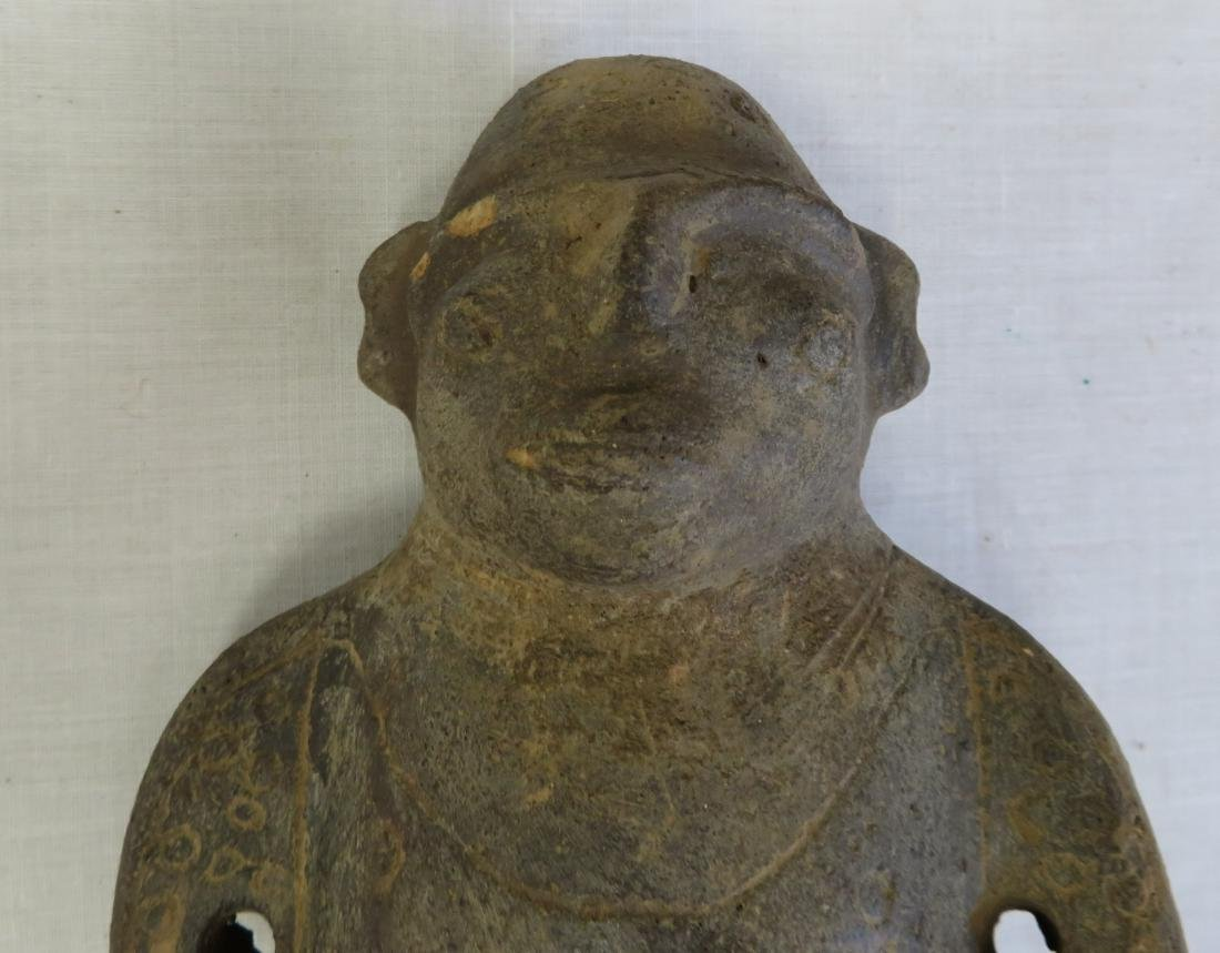Pre-Columbian Human Figure - 2