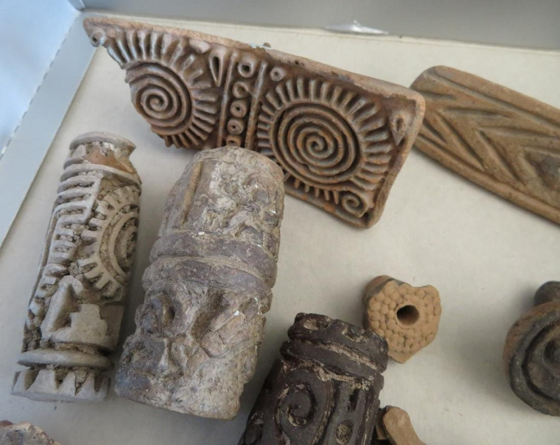Pre-Columbian Stamp & Seal Collection - 4