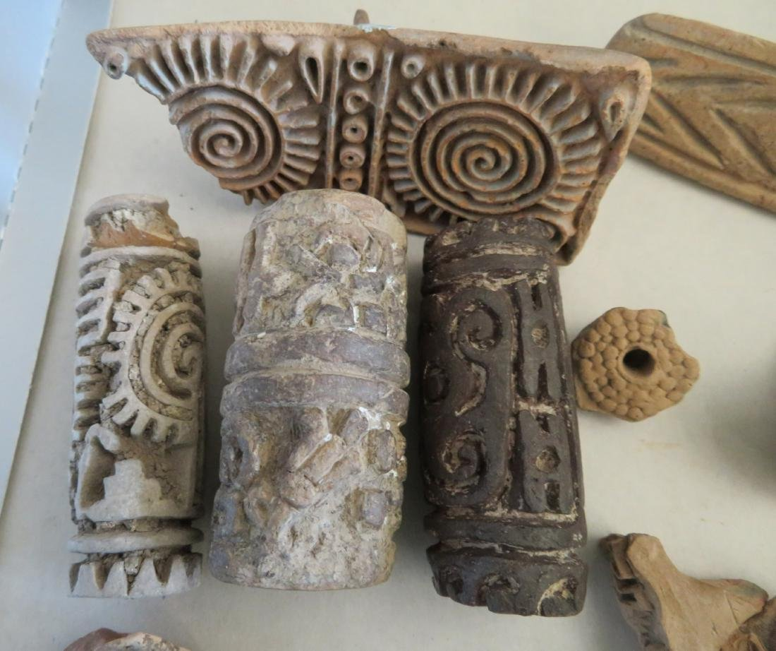 Pre-Columbian Stamp & Seal Collection - 5