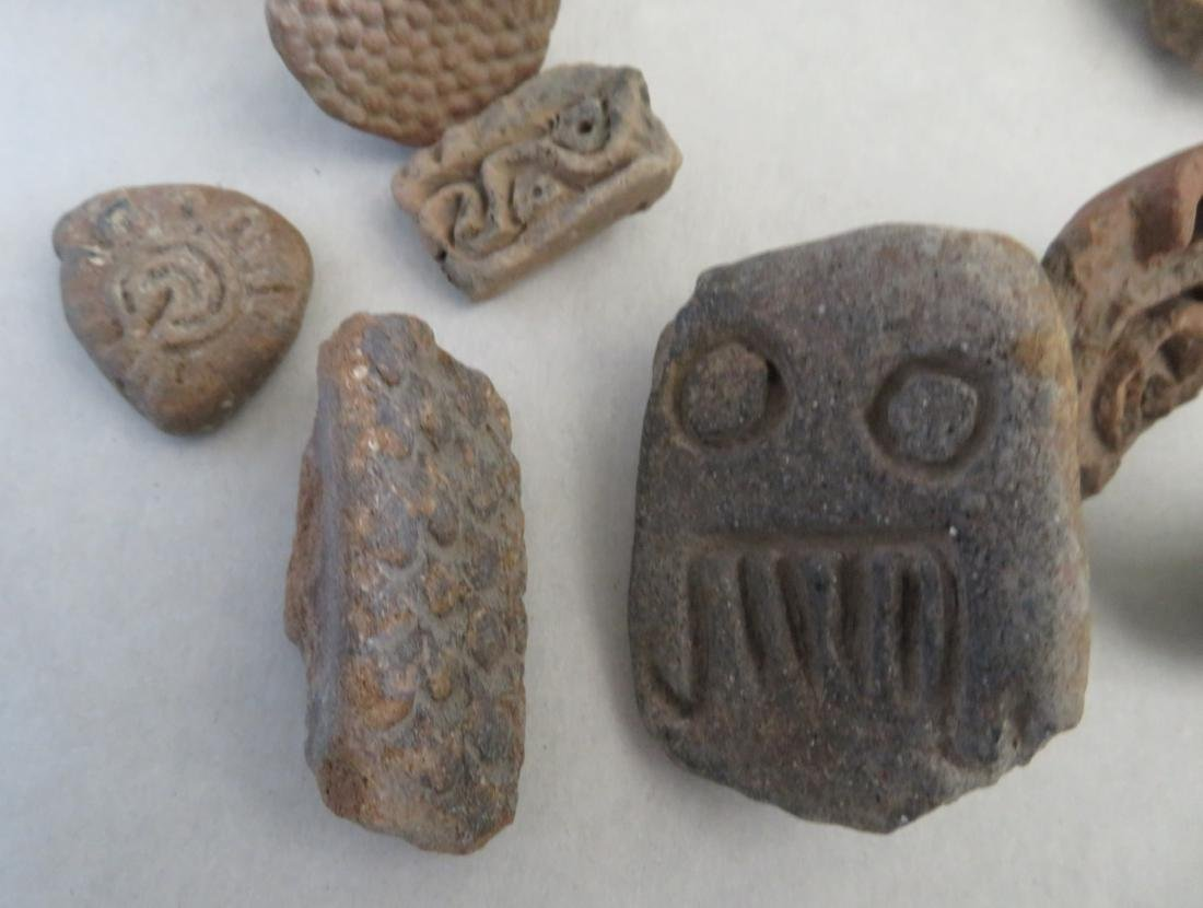 Pre-Columbian Stamp & Seal Collection - 7