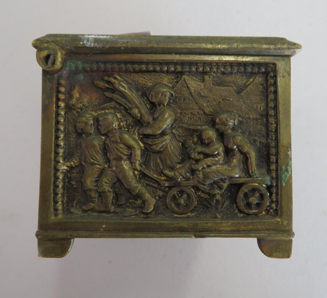 French Brass Box - 10