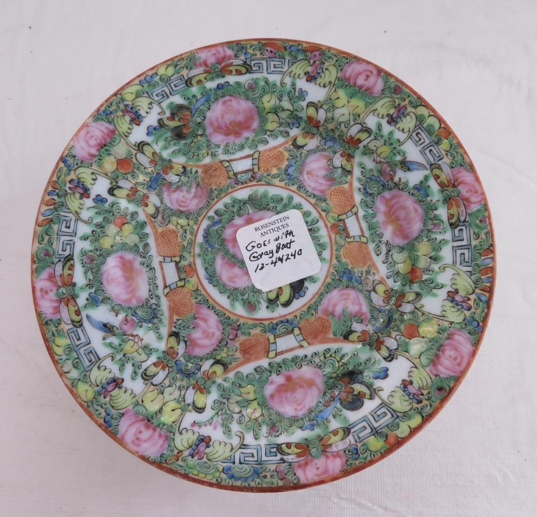 10 Chinese Dessert Plates - 3