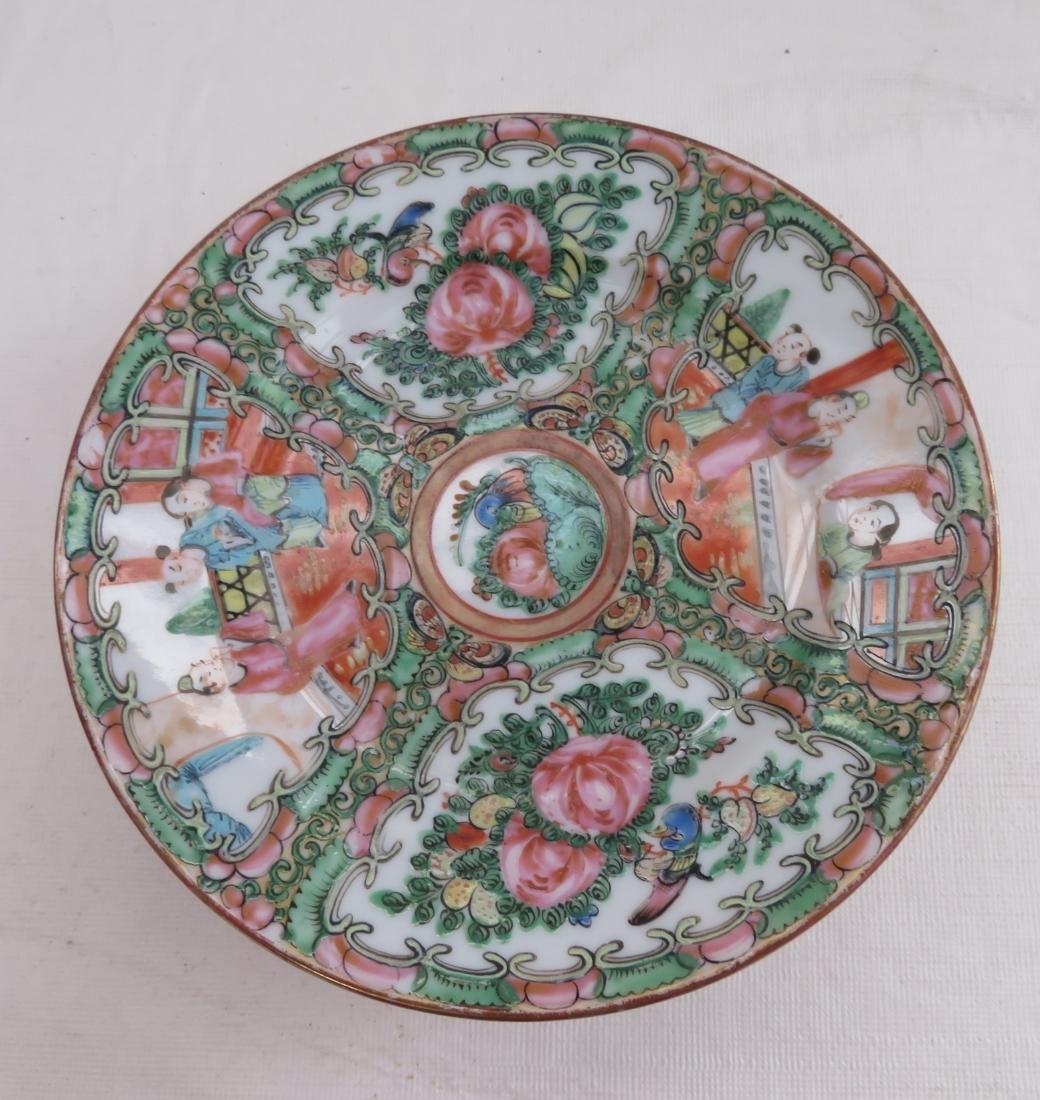 10 Chinese Dessert Plates - 6