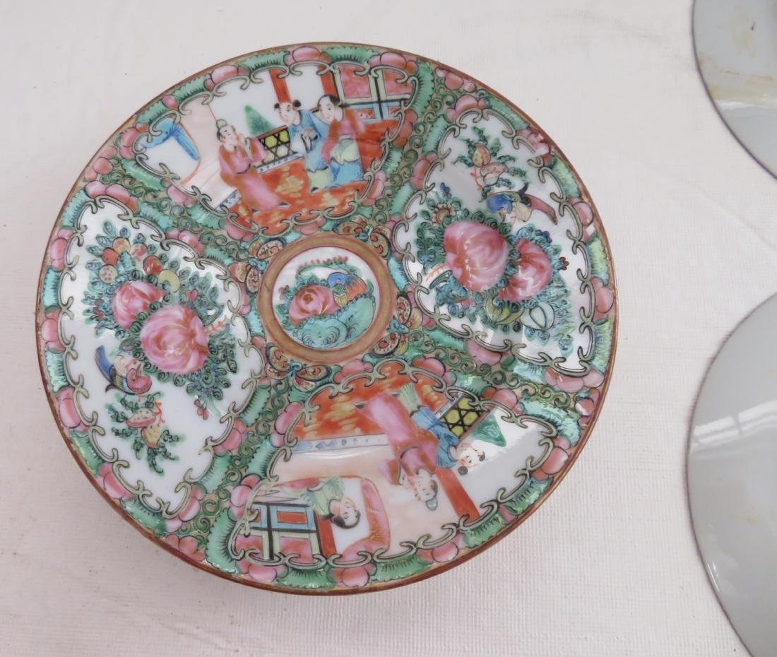 10 Chinese Dessert Plates - 8
