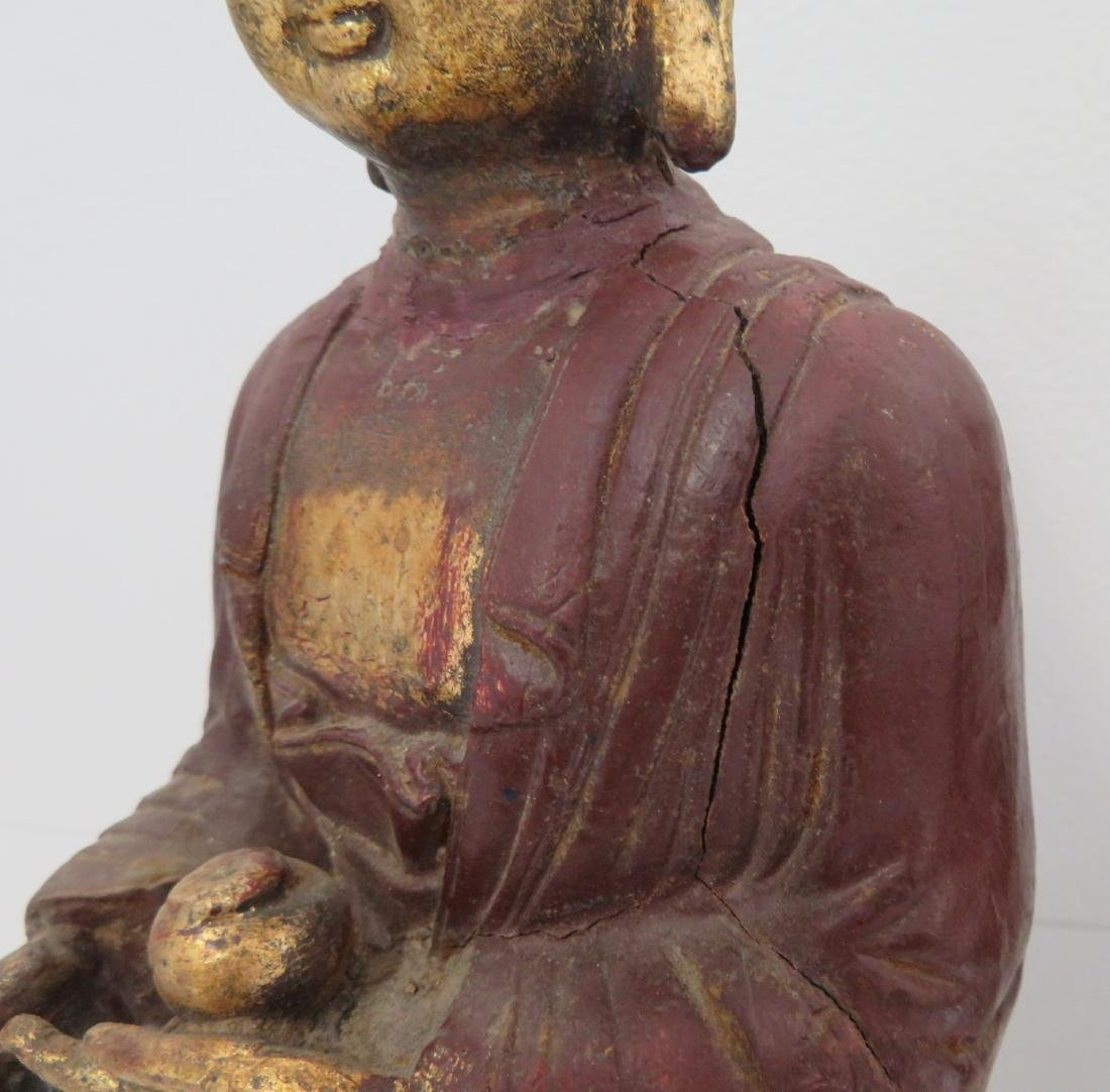 Pair of Japanese Buddhists Monks - 10