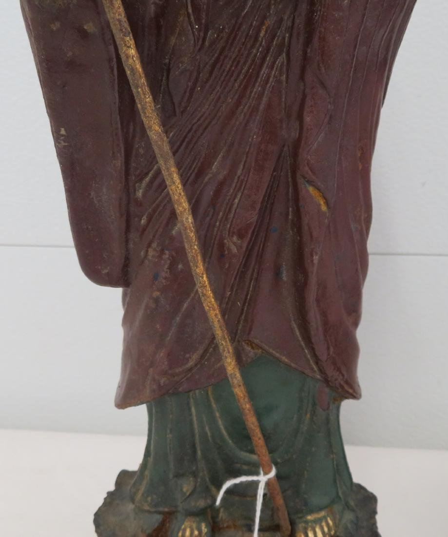 Pair of Japanese Buddhists Monks - 8