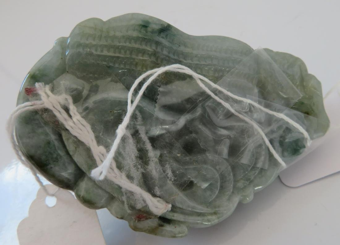 Chinese Jade Paperweight - 8