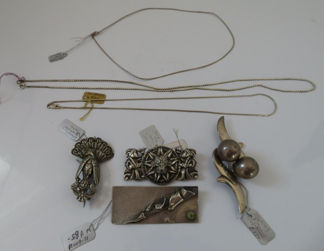 Sterling Silver Jewelry Lot
