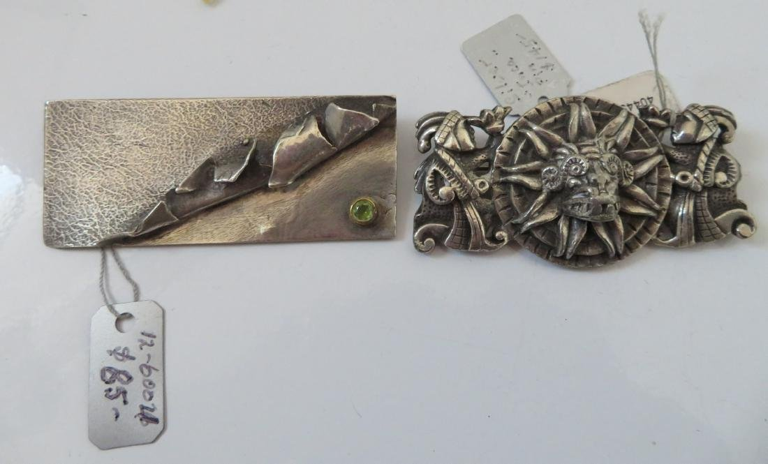 Sterling Silver Jewelry Lot - 6