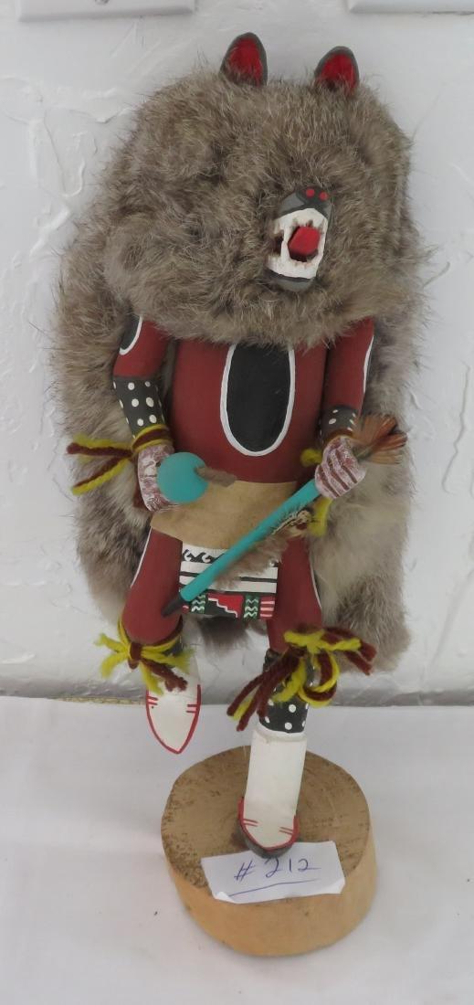 Wolf Kachina