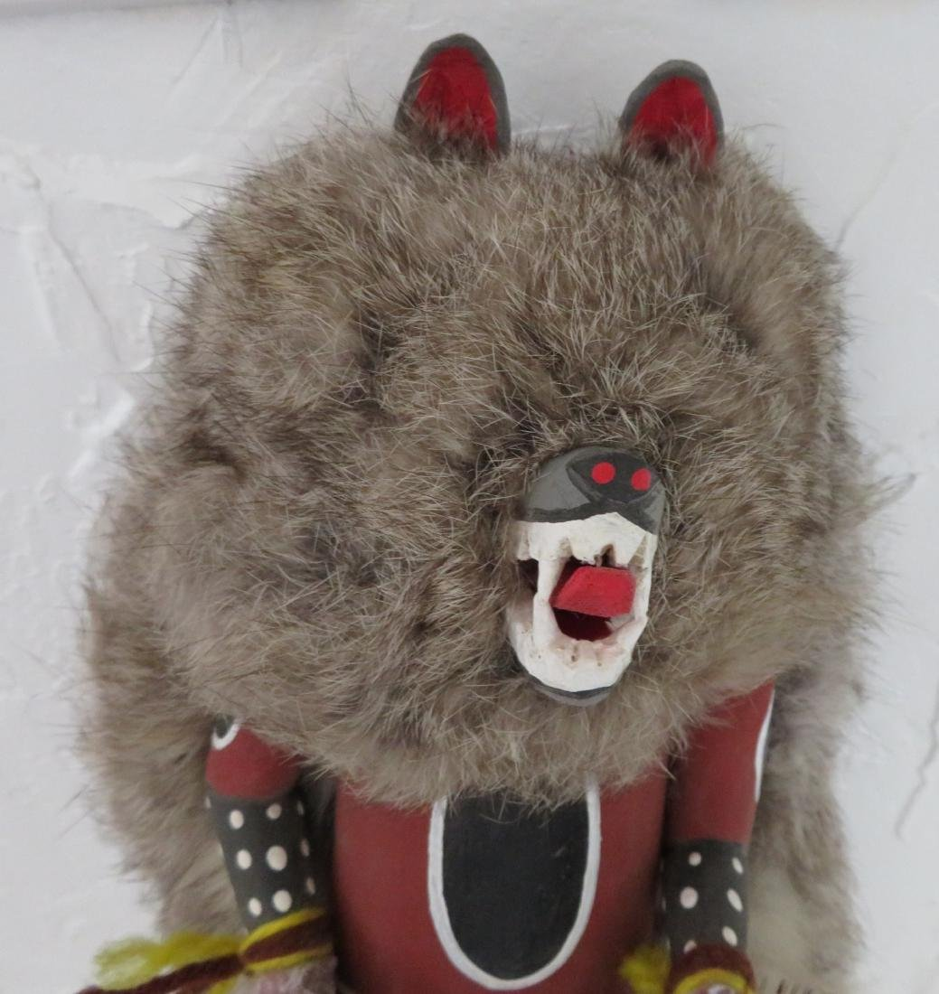 Wolf Kachina - 2