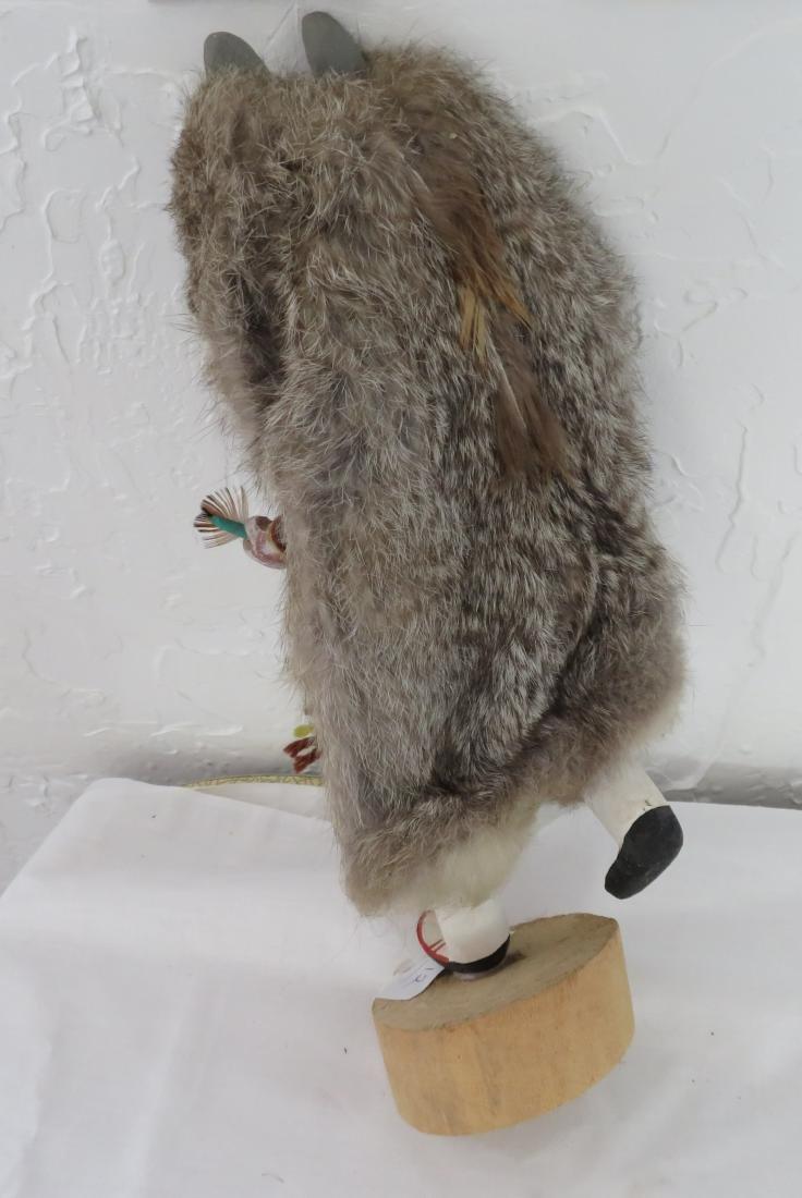 Wolf Kachina - 6