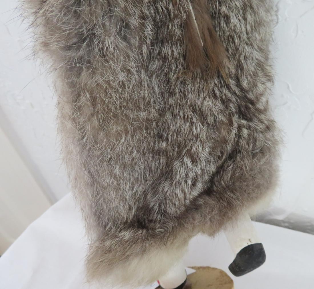 Wolf Kachina - 8