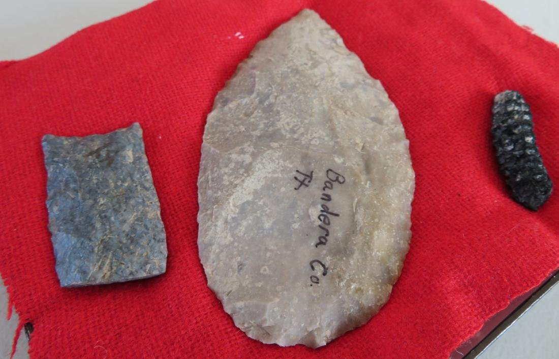 Collection of Flint Artifacts - 5