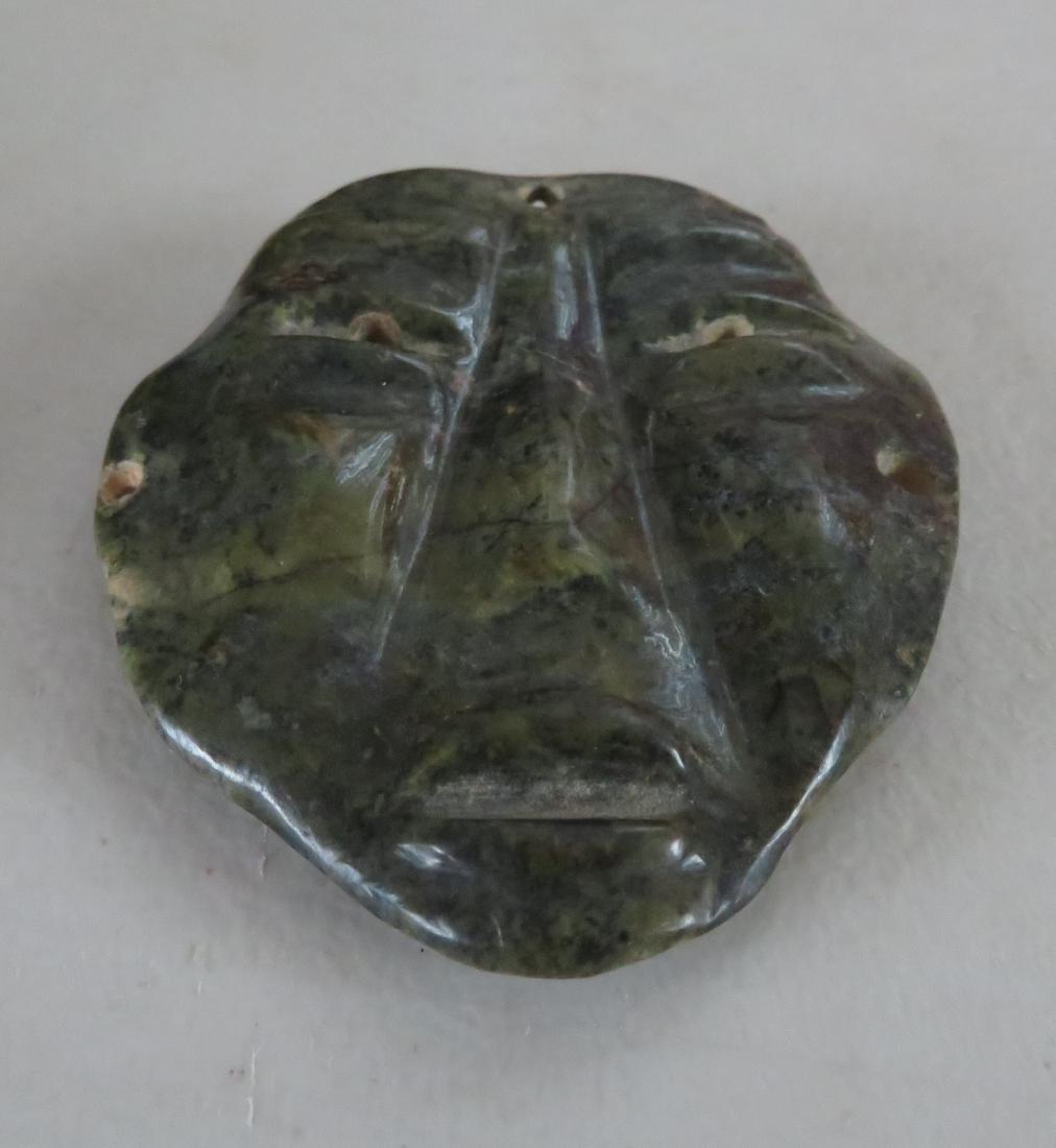 Olmec Jade Mask - 2