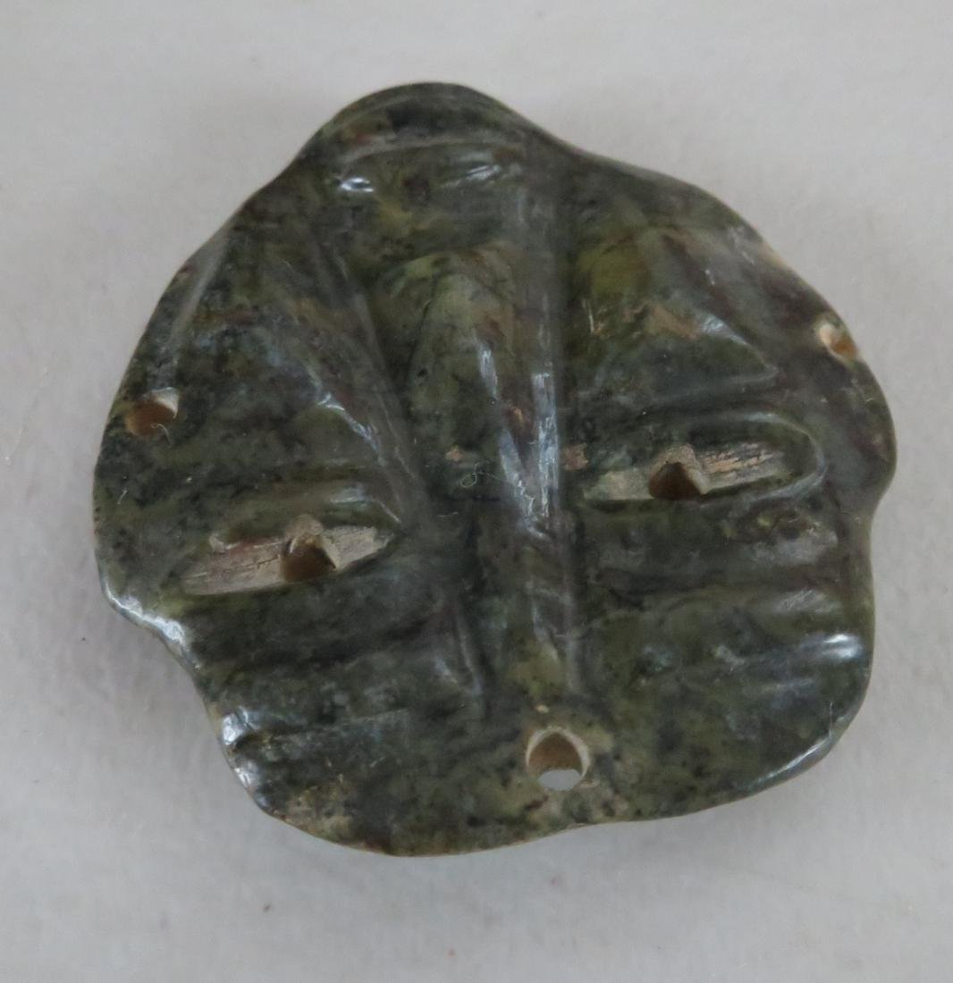 Olmec Jade Mask - 4