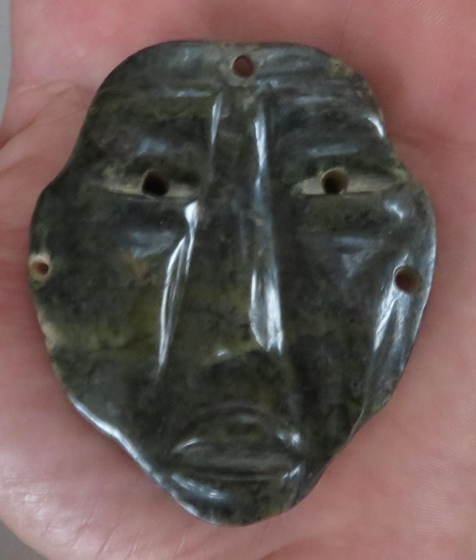 Olmec Jade Mask - 9
