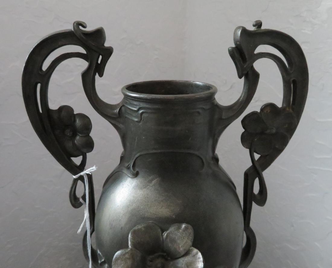 Art Nouveau Spelter Sculpture - 2
