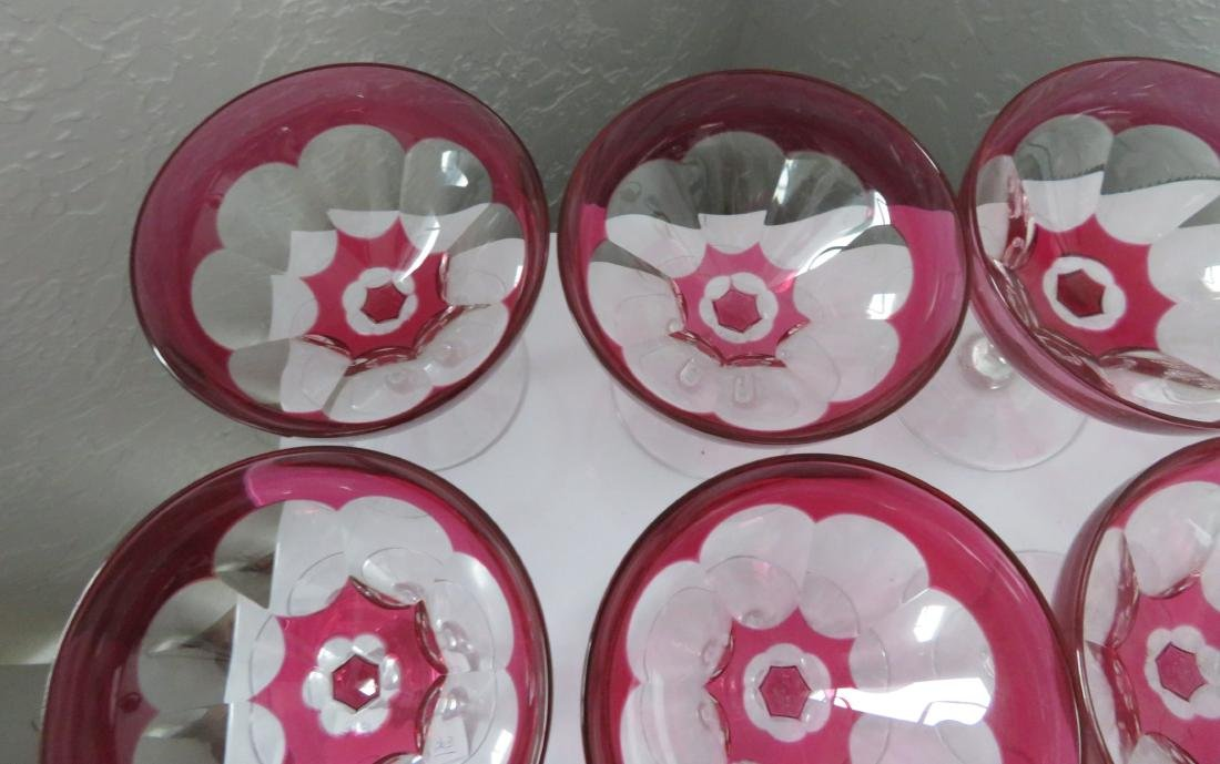 Set of 12 Champagne Glasses - 3