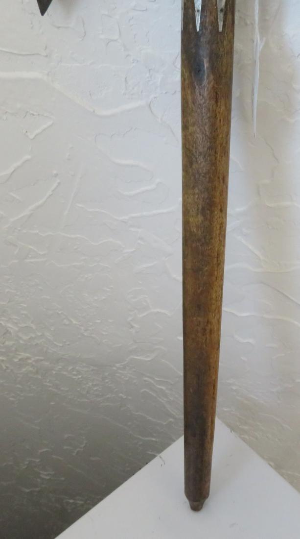 Antique Pipe Tomahawk - 10