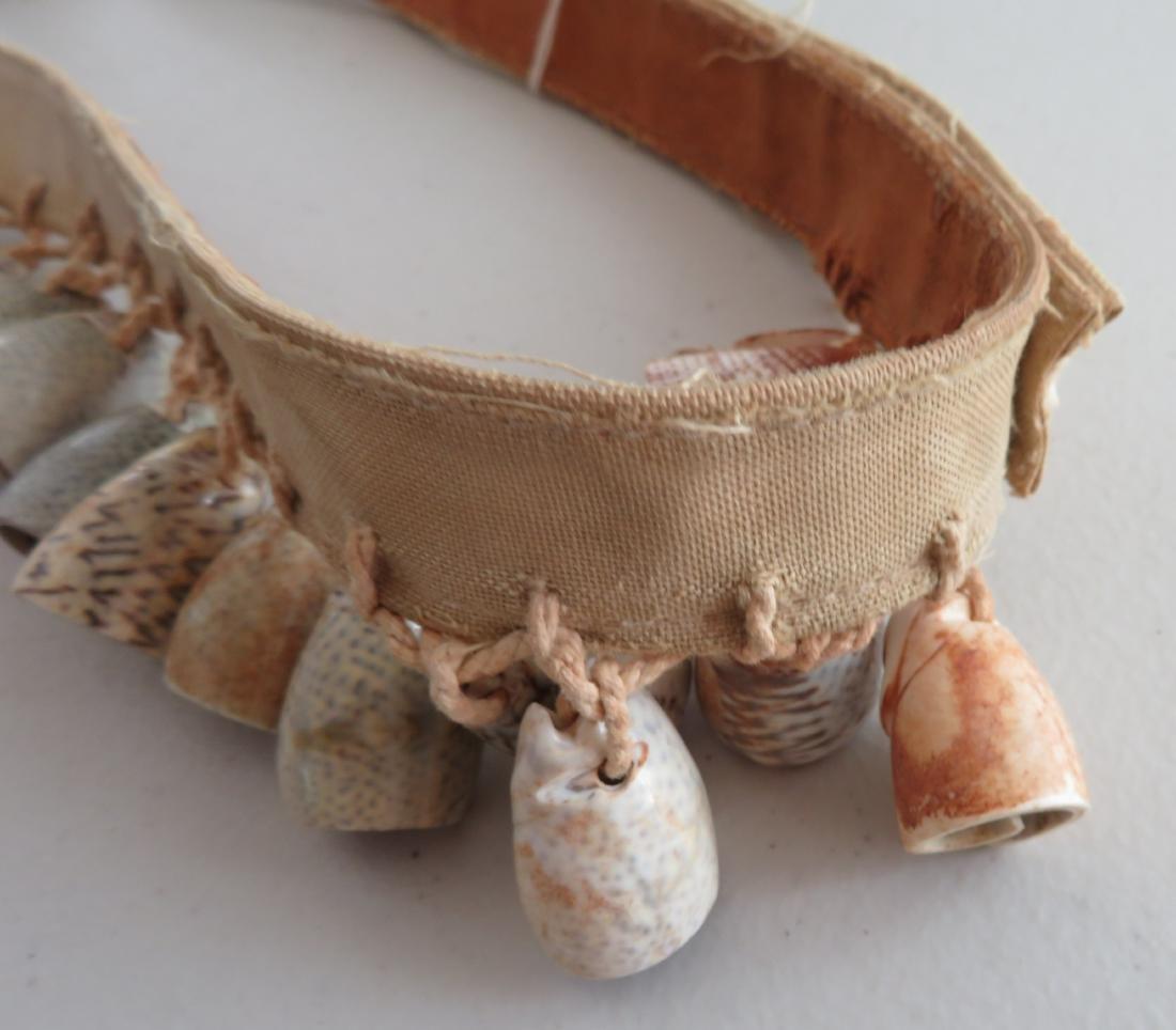 Pueblo Dance Rattle Belt - 7