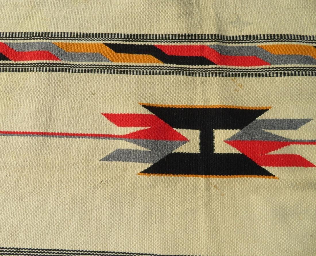 Fine Chimayo Weaving - 10