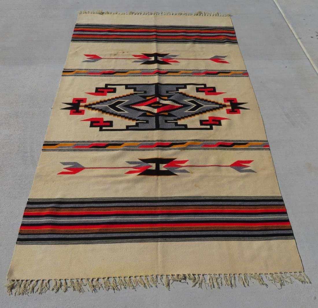Fine Chimayo Weaving