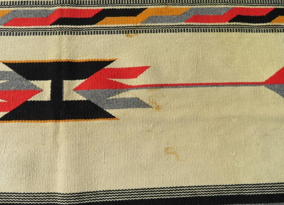 Fine Chimayo Weaving - 3