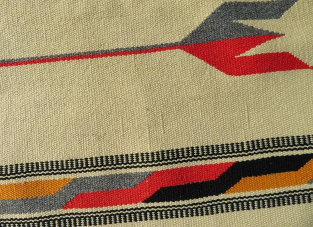 Fine Chimayo Weaving - 6