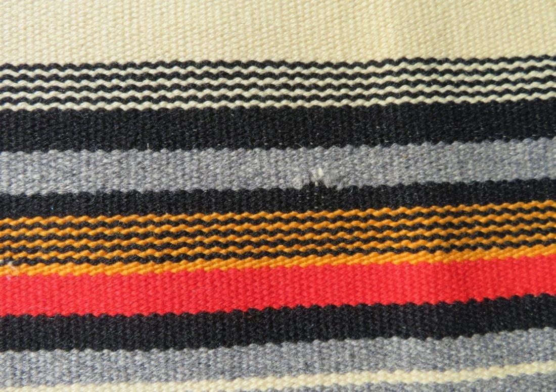 Fine Chimayo Weaving - 8