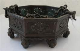 Copper Handmade Japanese Censer
