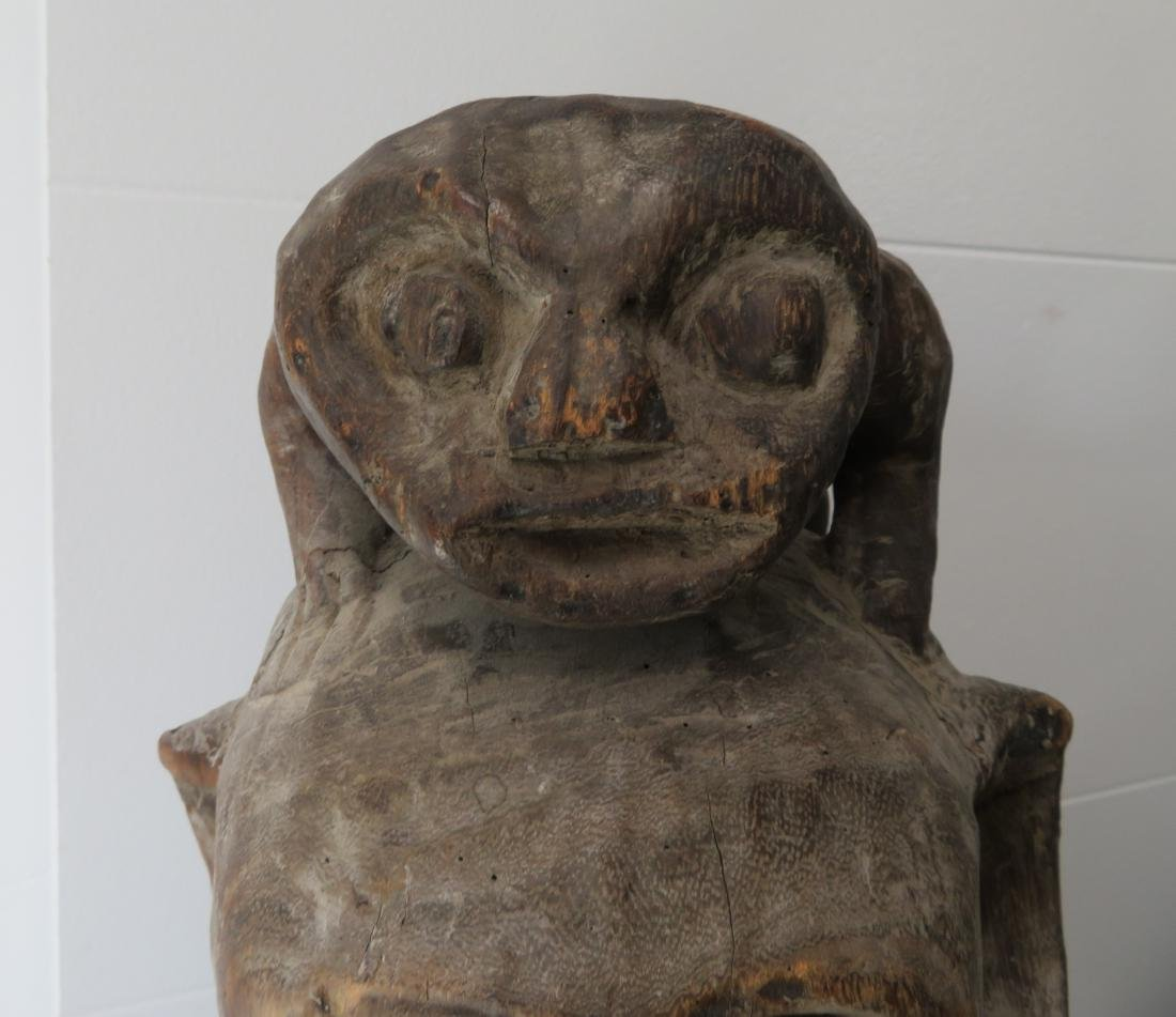 Early Indonesian Carving - 2