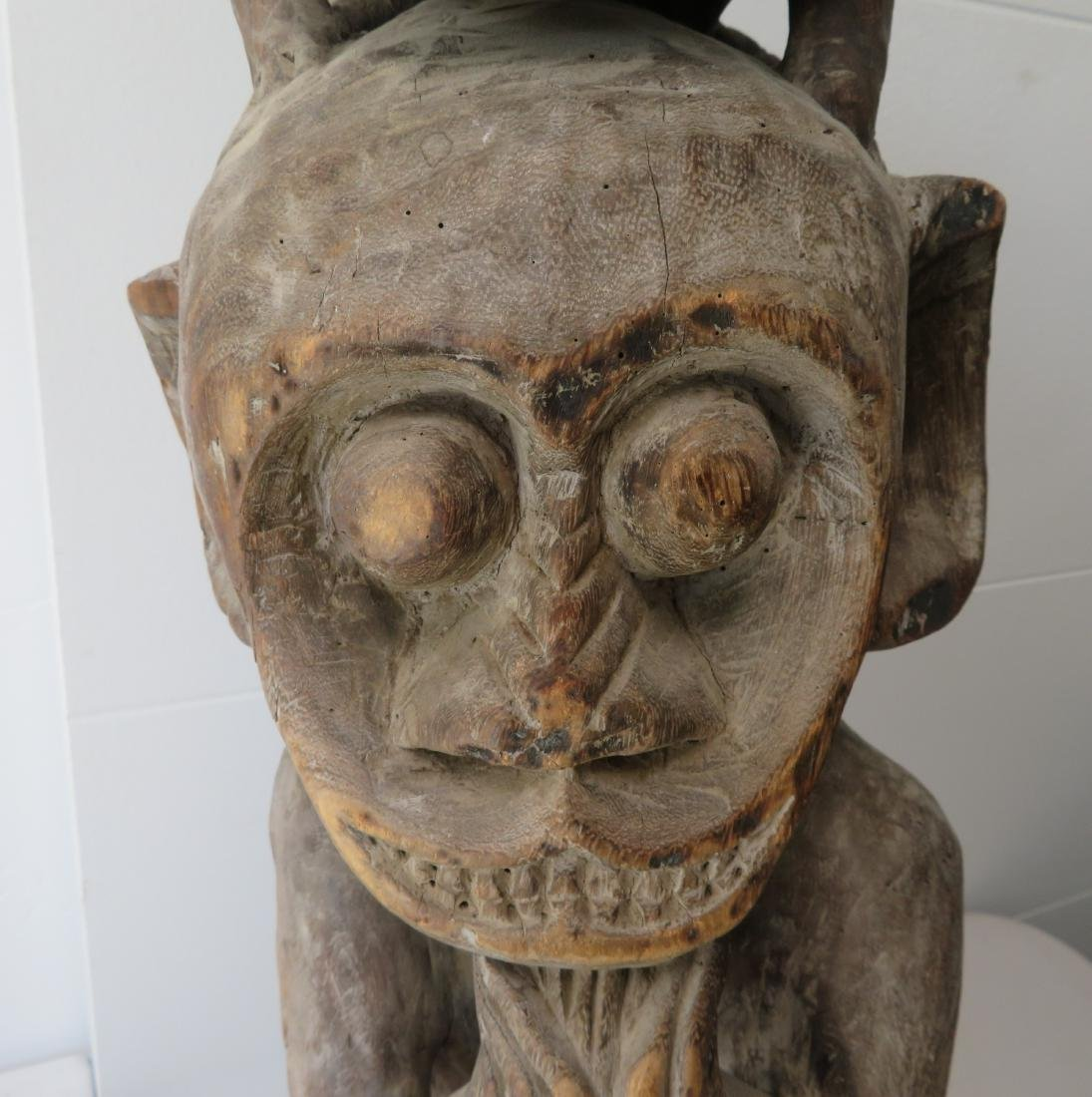 Early Indonesian Carving - 3