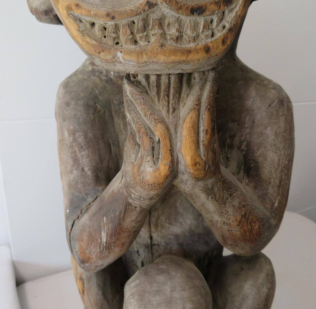 Early Indonesian Carving - 4