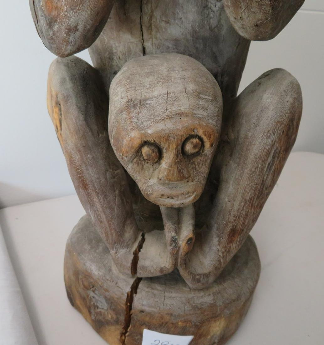 Early Indonesian Carving - 5