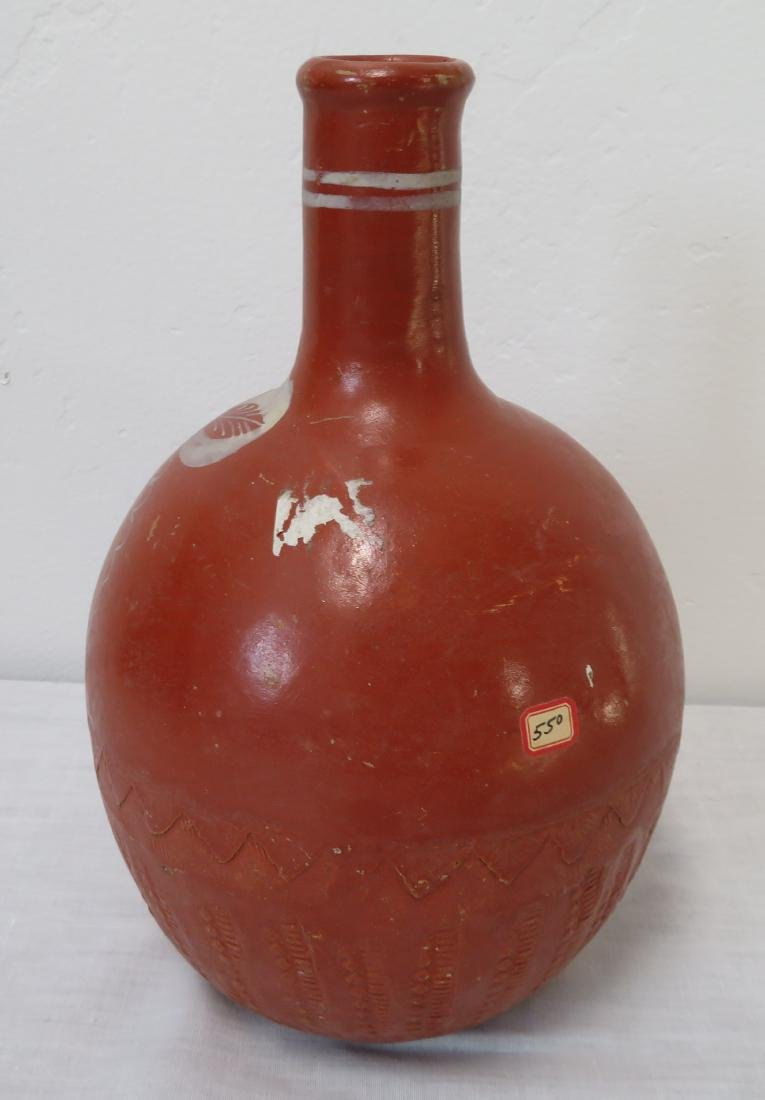 Old Mexican Water Bottle - 3