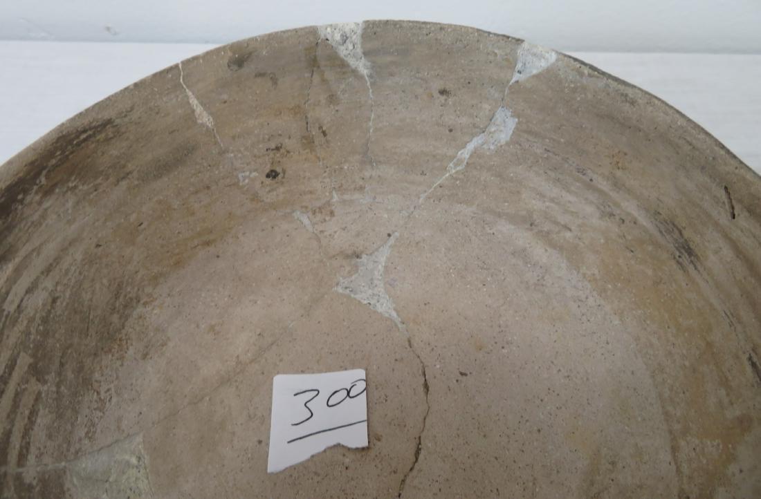Anasazi Black & White Bowl - 2