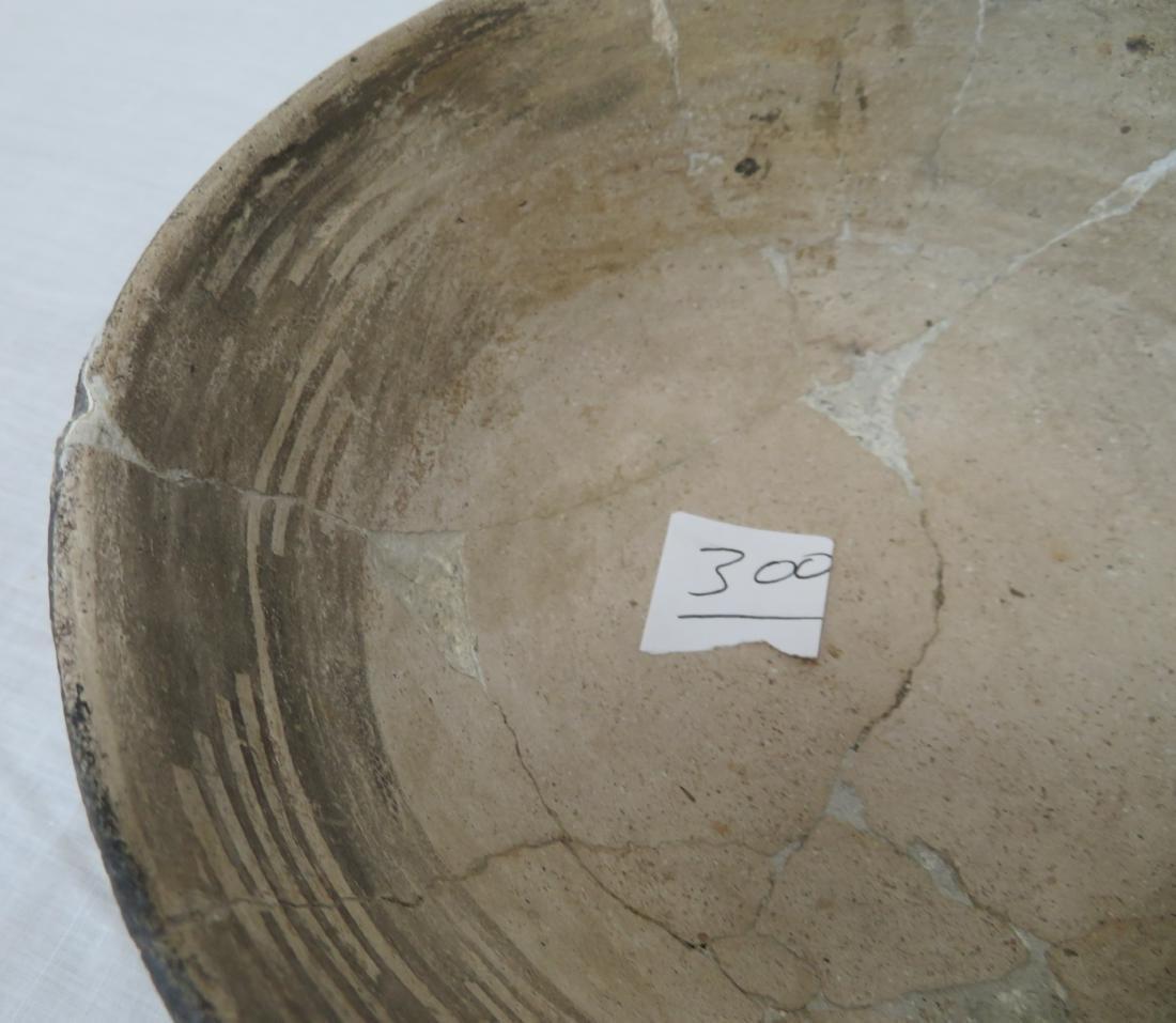 Anasazi Black & White Bowl - 3