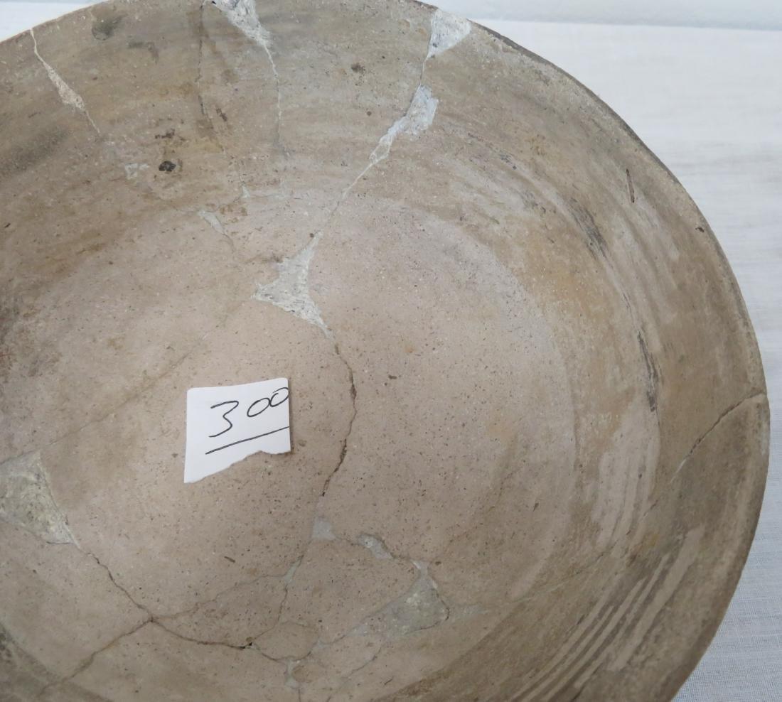 Anasazi Black & White Bowl - 5