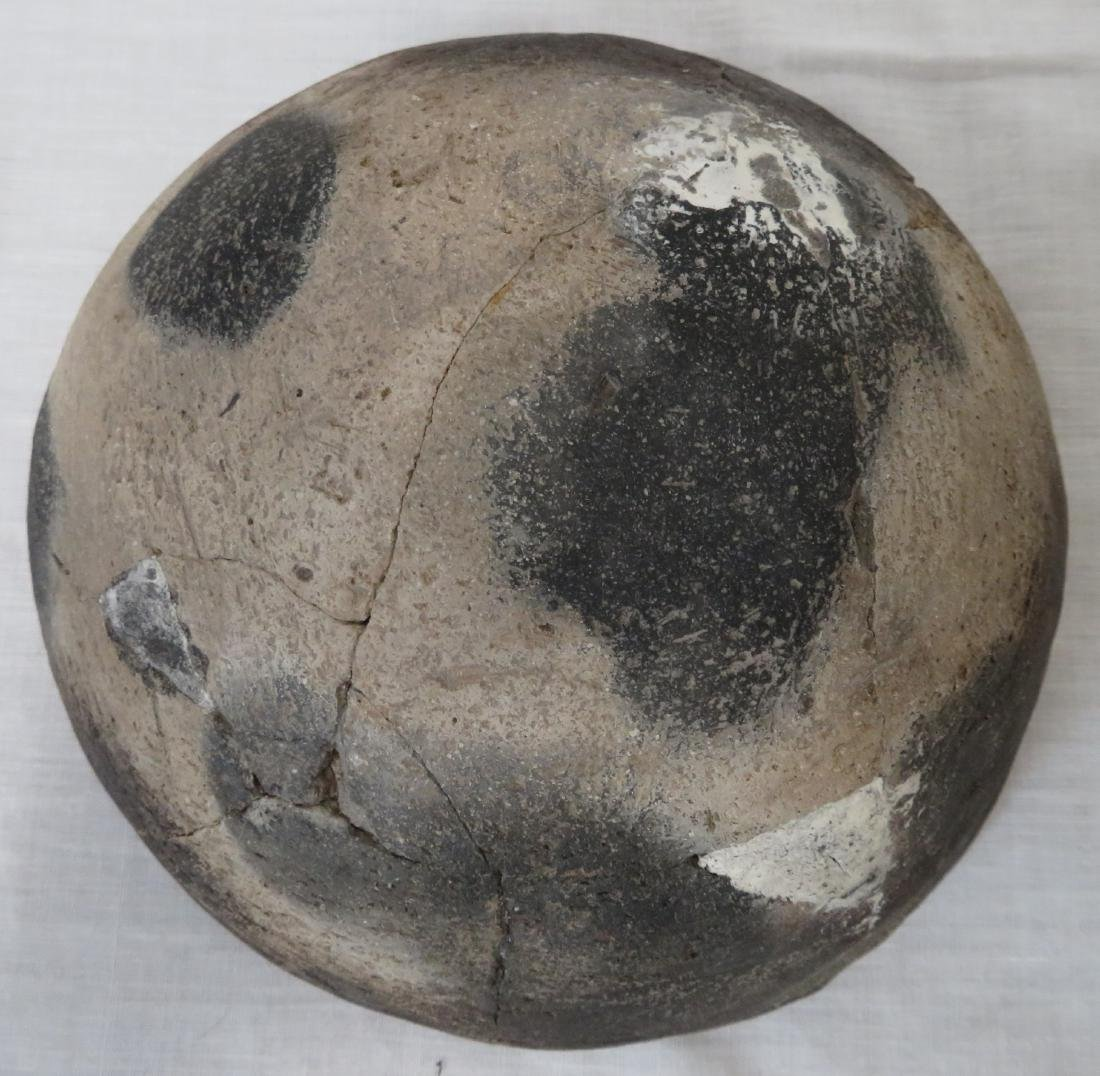 Anasazi Black & White Bowl - 6