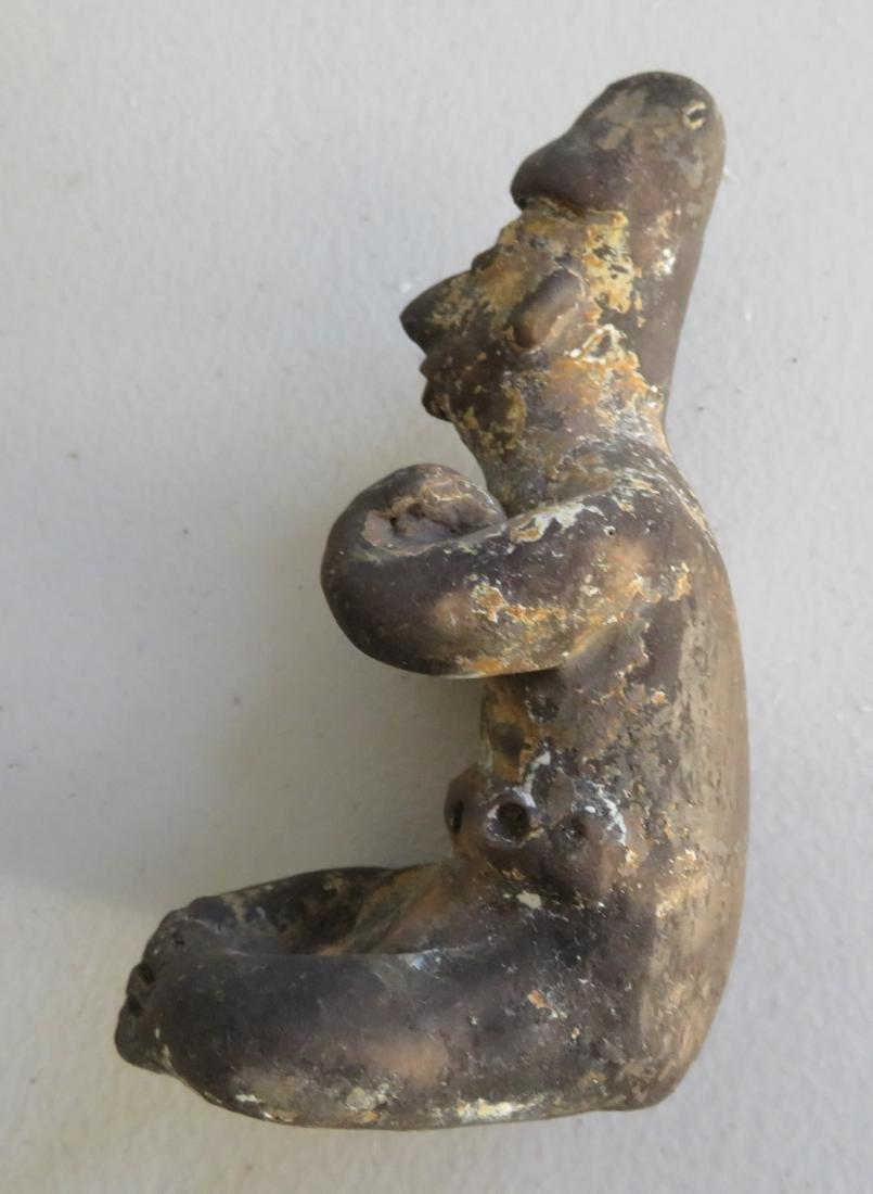 Pre-Columbian Human Figure - 10
