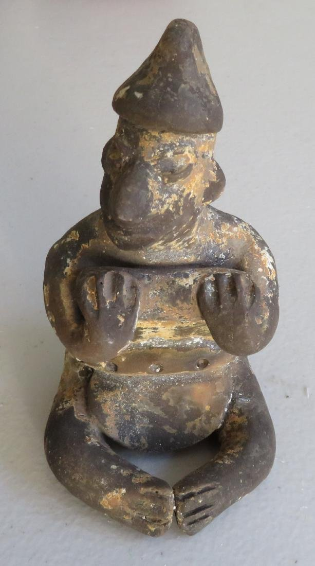 Pre-Columbian Human Figure