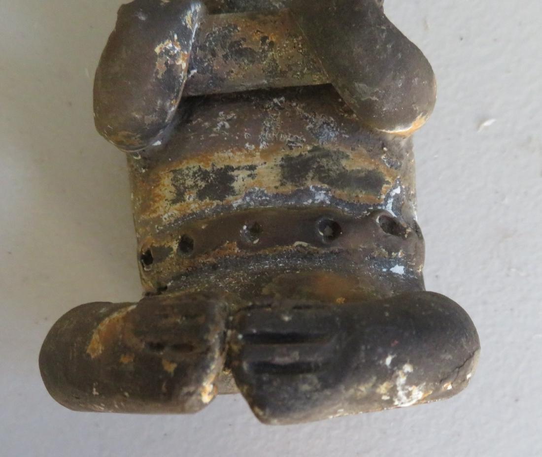 Pre-Columbian Human Figure - 3
