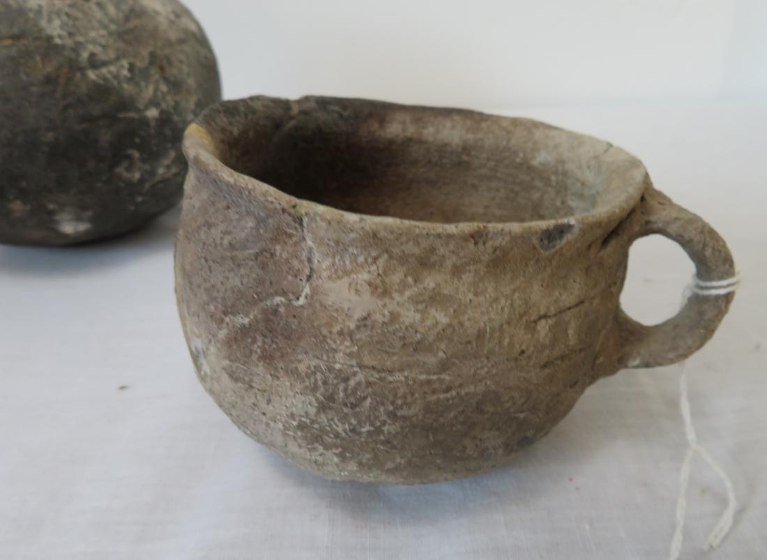 2 Pre-Historic Arizona Pots - 5
