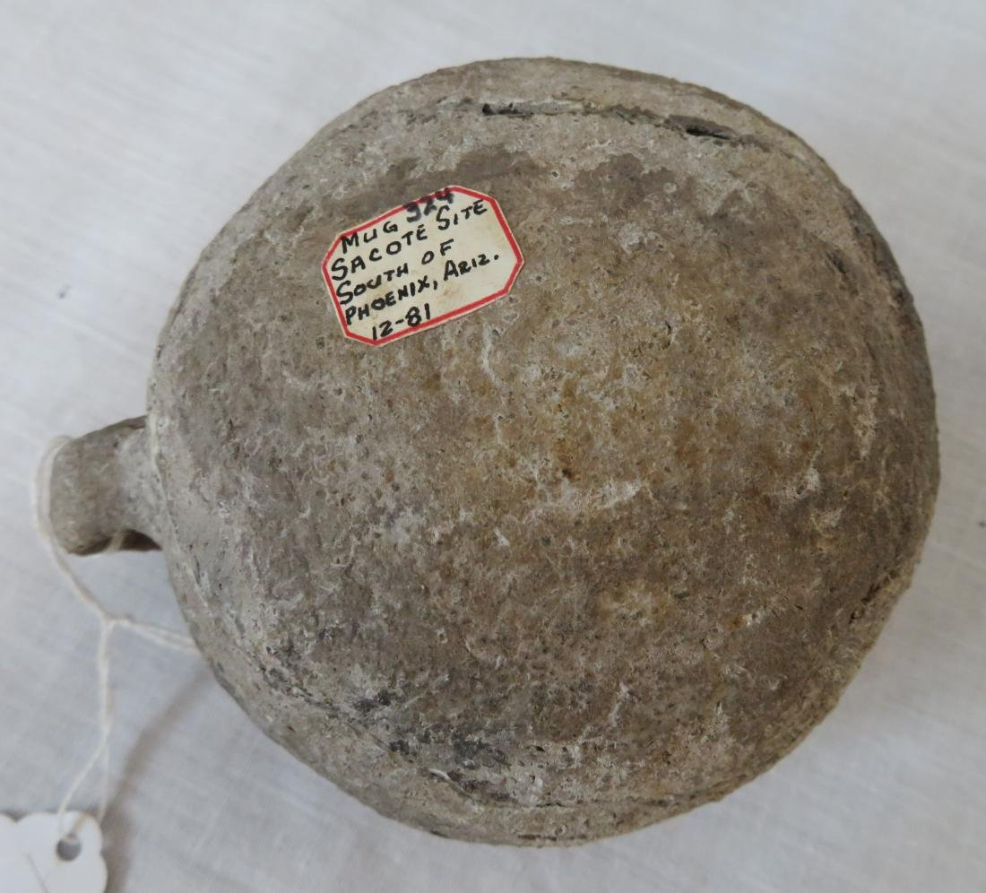 2 Pre-Historic Arizona Pots - 6